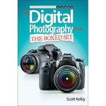 Peachpit Press Book: Scott Kelby's Digital Photography Boxed Set, Parts 1-5 (First Edition)