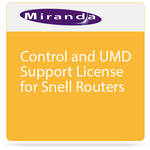 Miranda Control and UMD Support License for Snell Routers
