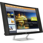 "HP EliteDisplay S270c 27"" 16:9 Curved LCD Monitor (Smart Buy)"