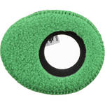 Bluestar Oval Large Fleece Eyecushion (Green)