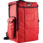 Gruv Gear Stadium Bag Backpack (Limited Edition Red)