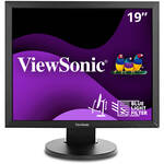 "ViewSonic VG939SM 19"" Ergonomic LED LCD Multimedia Display"