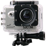 SJCAM SJ5000 Plus HD Action Camera with Wi-Fi (Silver)