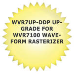 Tektronix WVR7UP-DDP Upgrade for WVR7100 Waveform Rasterizer