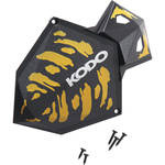DROMIDA Upper Shell (Black / Yellow)