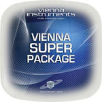 Vienna Symphonic Library Super Package - Vienna Instruments (Standard Library, Download)