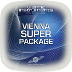 Vienna Symphonic Library Super Package - Vienna Instruments (Full Library, Download)