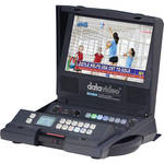 "Datavideo HRS-30 Portable Hand Carried SD/HD-SDI Recorder with Built-In 10.1"" Monitor"