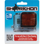 Sharkhon CF-H3 Red Filter for GoPro HERO3 Housing