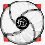 Thermaltake Luna 20 LED Cooling Fan (White)