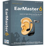 EarMaster EarMaster Pro 6 - Sight-Singing and Ear Training Software (Download, Educational Version, 5 Station Lab)