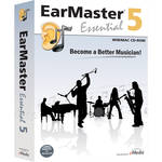 EarMaster EarMaster 5 Essential - Sight-Singing and Ear Training Software