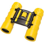 Tasco 10x25 Essentials Compact Binocular (Yellow, Clamshell Packaging)