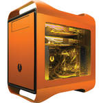 BitFenix Prodigy M Color Chassis with Window (Atomic Orange)