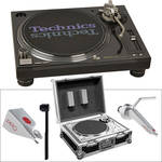 Technics SL-1210M5G - Direct Drive DJ Turntable Kit with Marathon Case