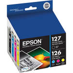 Epson 126/127 Ink Cartridge Combo Pack