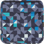 Tenba Switch Cover 8 (Blue and Gray Geometric)