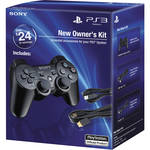 Sony New Owner's Controller Kit (PS3)