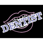 "Porta-Trace / Gagne LED Light Panel with Dentist Logo (18 x 24"")"