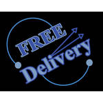 "Porta-Trace / Gagne LED Light Panel with Free Delivery Logo (24 x 36"")"