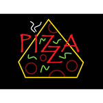 "Porta-Trace / Gagne LED Light Panel with Pizza Logo (18 x 24"")"