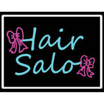 "Porta-Trace / Gagne LED Light Panel with Hair Salon Logo (18 x 24"")"