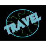 "Porta-Trace / Gagne LED Light Panel with Travel Logo (24 x 36"")"
