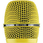 Telefunken HD03 Replacement Head Grille for M80 / M81 Microphone (Yellow)
