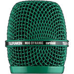 Telefunken HD03 Replacement Head Grille for M80 / M81 Microphone (Green)