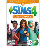 Electronic Arts The Sims 4 Get to Work Expansion Pack (PC/Mac)