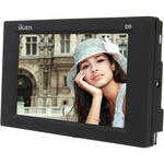 "ikan D5-1 5.6"" On-Camera Monitor with Canon 900, Sony L, Panasonic D54 Type Battery Plates"