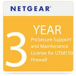 Netgear ProSecure Support and Maintenance License for UTM150 Firewall (3-Years)