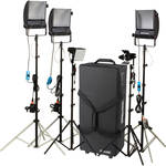 Cool-Lux Hollywood Combo Light Studio Kit