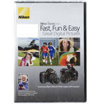 "Nikon Nikon School DVD ""Fast, Fun and Easy"" for the D40 & D40X Digital Cameras"