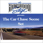 The Hollywood Edge The Car Chase Scene Set Sound Effects Library (Download)