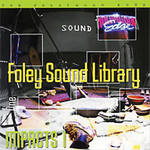 The Hollywood Edge Foley Sound Effects Library (Download)
