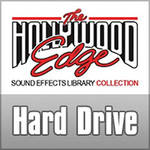 The Hollywood Edge Complete Sound Effects Collection (Hard Drive, PC)