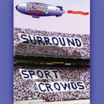 The Hollywood Edge Surround Sports Crowds 5.1 Sound Effects (Download)