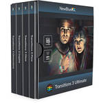 NewBlueFX Transitions 3 Ultimate (Download)