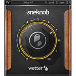 Waves OneKnob Wetter - Reverb Plug-In (Native/SoundGrid, Download)