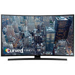 "Samsung JU6700 Series 65""-Class 4K Smart Curved LED TV"