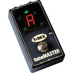 T-REX Tunemaster Chromatic Tuner with Line Drive