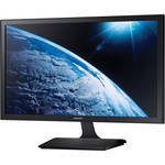 "Samsung S24E310H 23.6"" LED Monitor with Simple Stand (Glossy Black)"