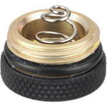 Steiner CR123A Battery Cap for DBAL Series & CQBL-1 Laser Devices (Black)