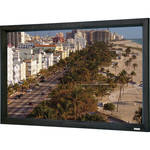 "Da-Lite 24766V Cinema Contour 69 x 110"" Fixed Frame Screen"