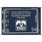Palmer Duetto Nano Mixer for Guitars and Line Signals