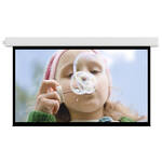 "Da-Lite 20858EL Advantage Electrol 65 x 104"" Ceiling-Recessed Motorized Screen (220V)"