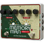 Electro-Harmonix DMM550 Deluxe Memory Man Pedal with Tap Tempo