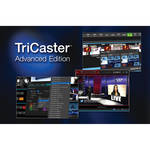 NewTek TriCaster Advanced Edition Software for TriCaster 410 Switchers