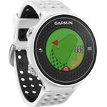 Garmin Approach S6 Swing Trainer and GPS Golf Watch with Color Touchscreen (Light)